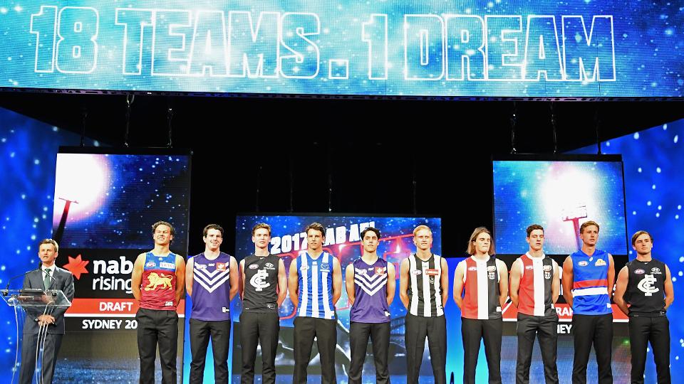 AFL draft 2017