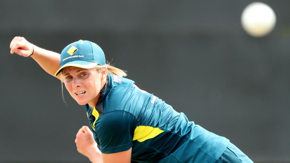 Sophie Molineux Cricket
