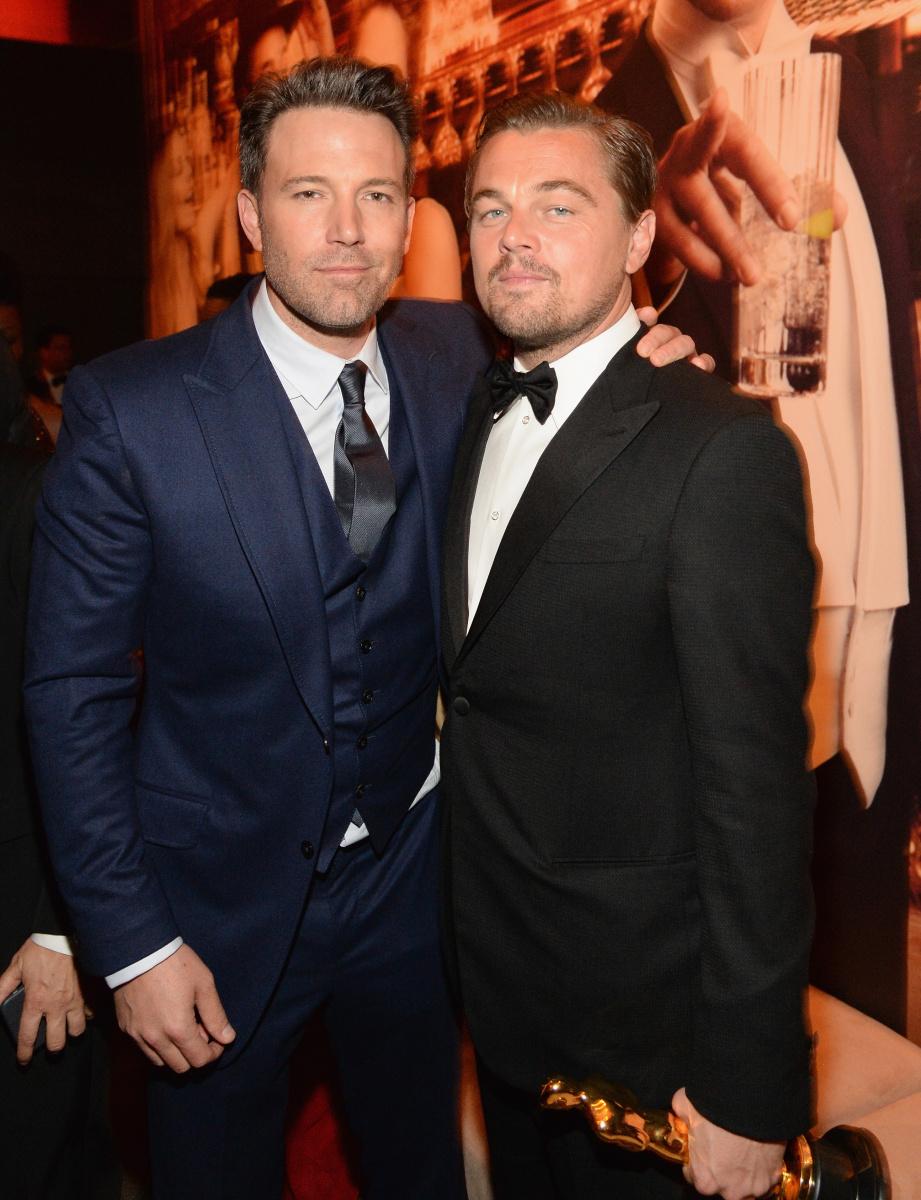 Ben Affleck Leonardo DiCaprio