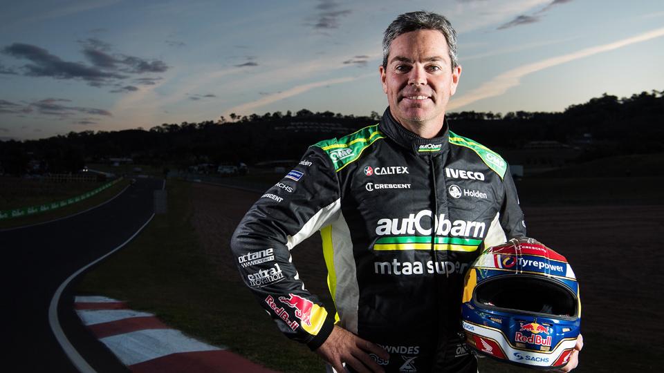 Craig Lowndes Supercars