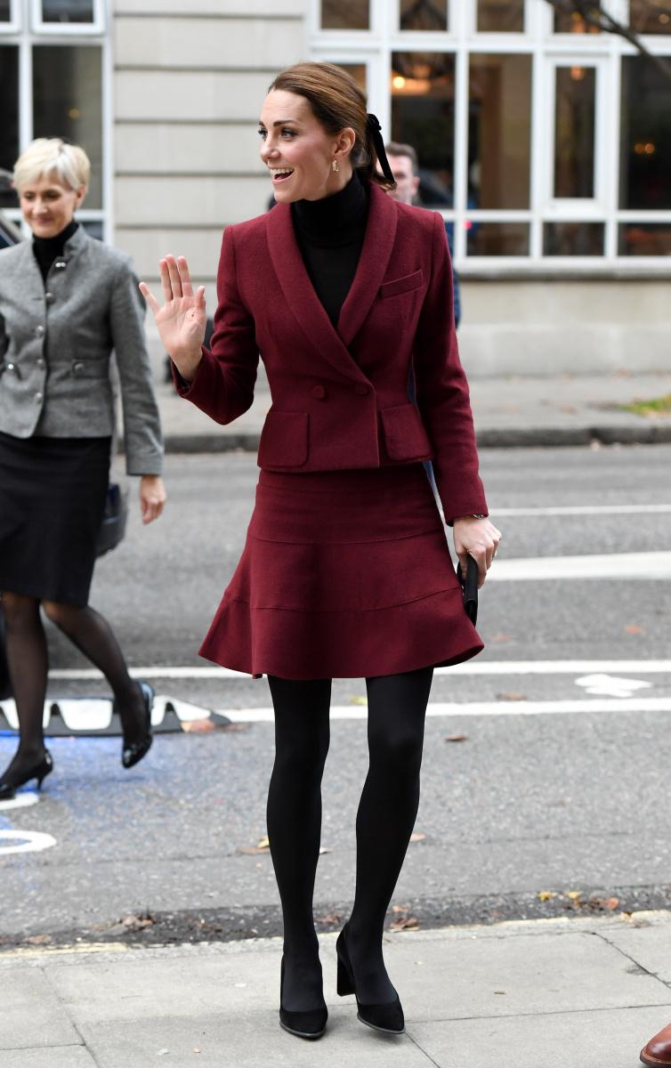 Kate Middleton November 21