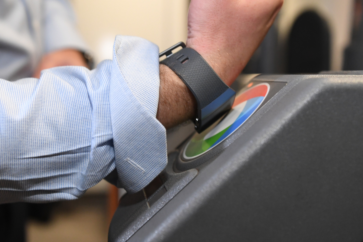 Sydney commuters can now touch-on using a credit or debit card or an enabled smart device.