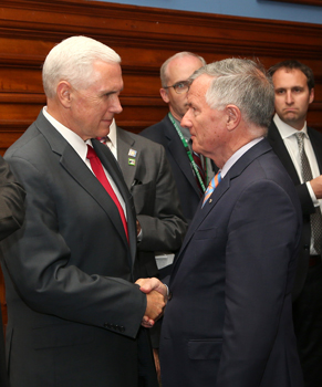 peter collins mike pence