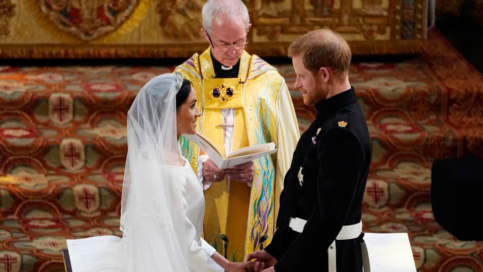 Meghan Harry wedding