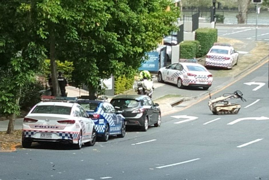 Shots fired at police leads to Brisbane siege