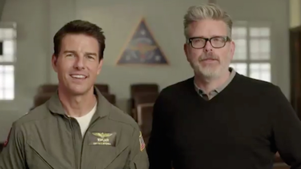 Tom Cruise Christopher McQuarrie