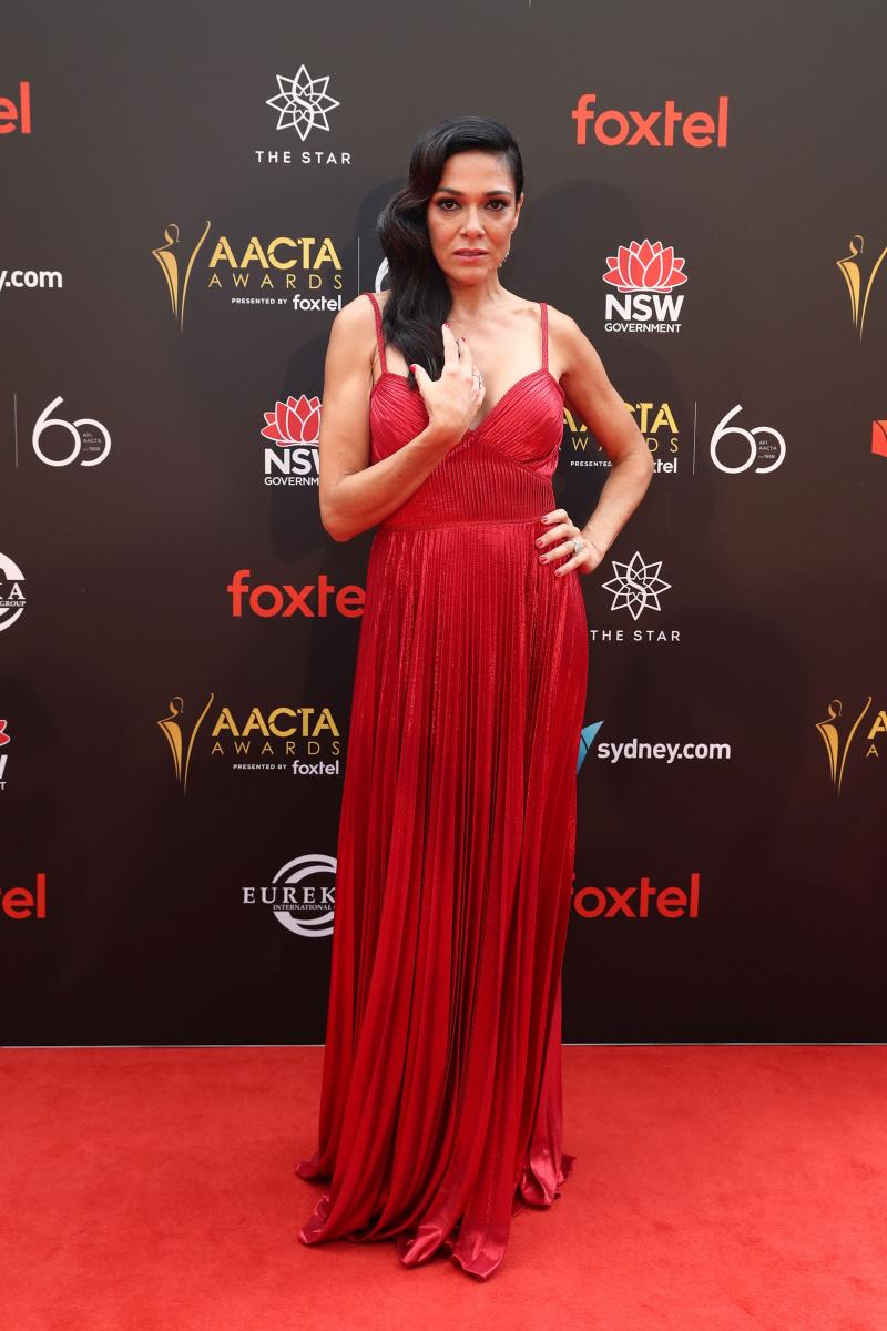 Simone Kessell 2018 AACTAs