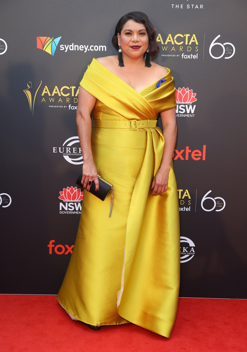 Aacta Awards 2018 Red Carpet Best And Worst Dressed