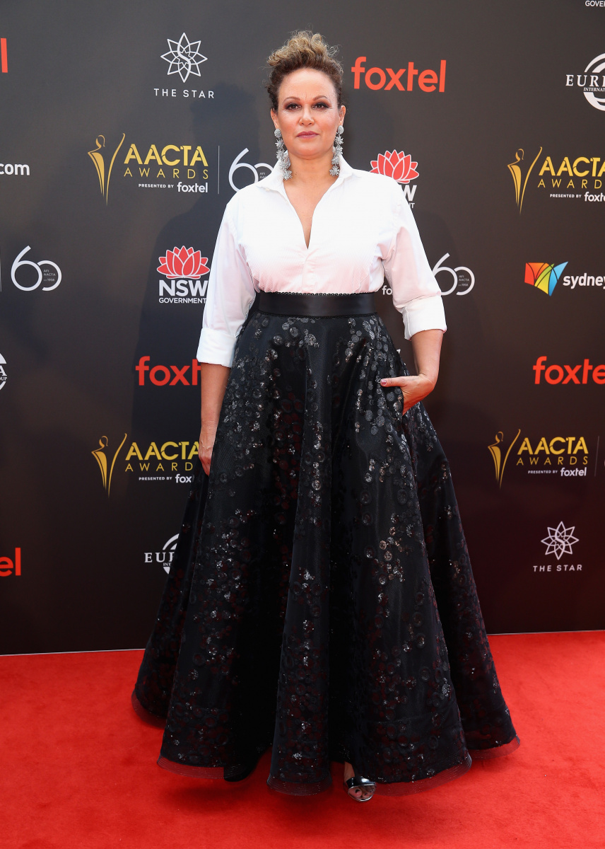 Leah Purcell AACTAs