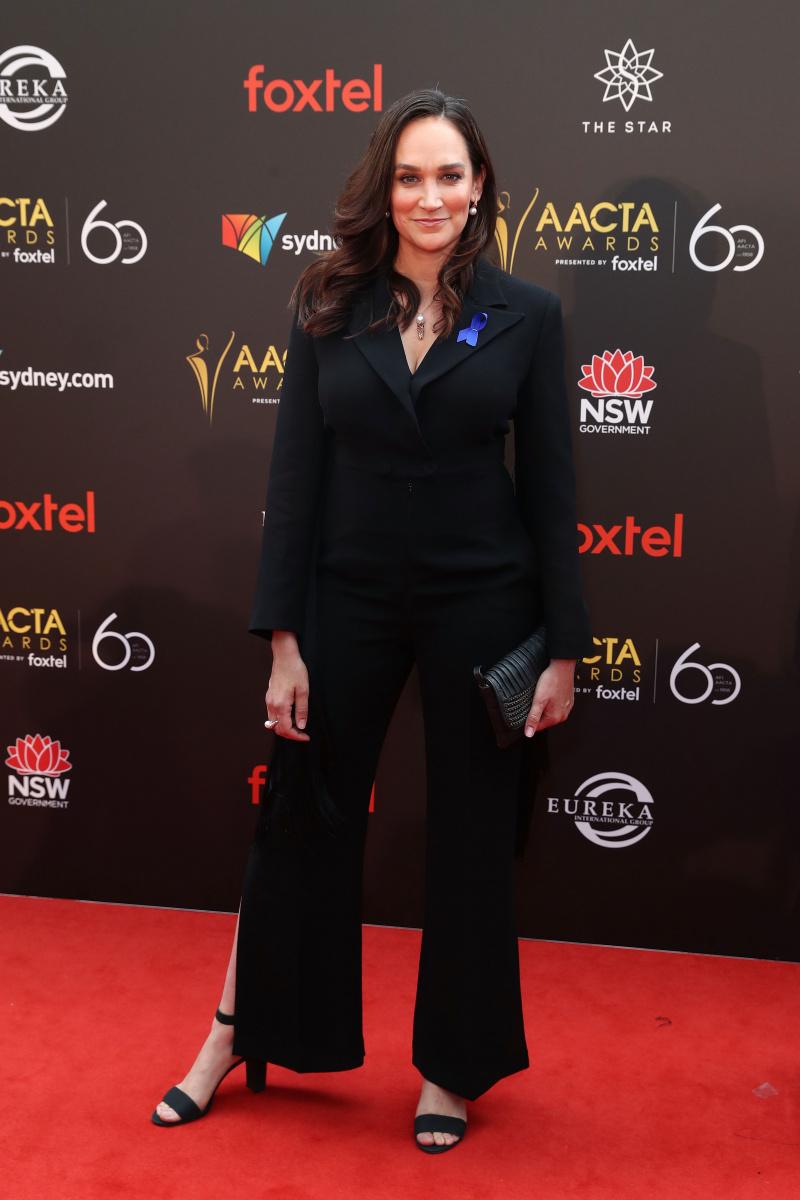 Nicole Da Silva AACTAs