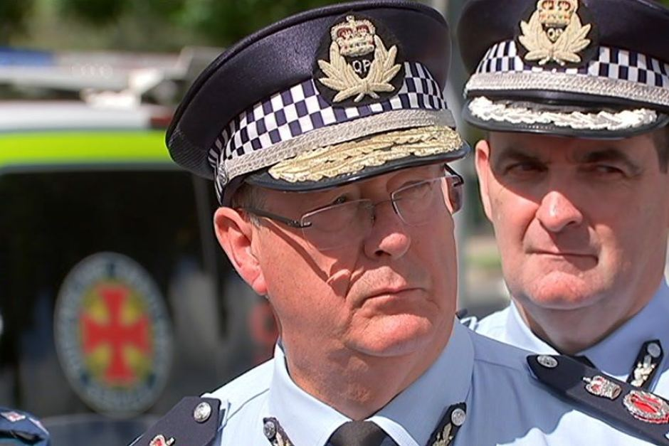 police commissioner ian stewart