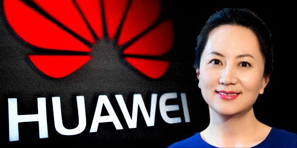 Huawei boss