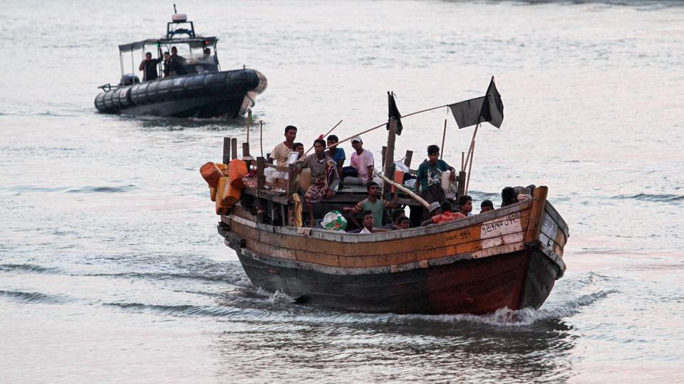boat refugee