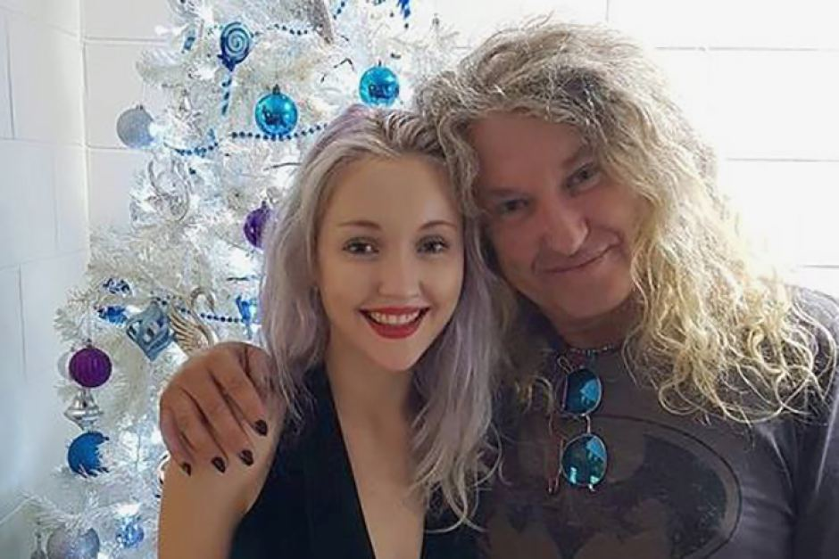 toyah cordingley and father