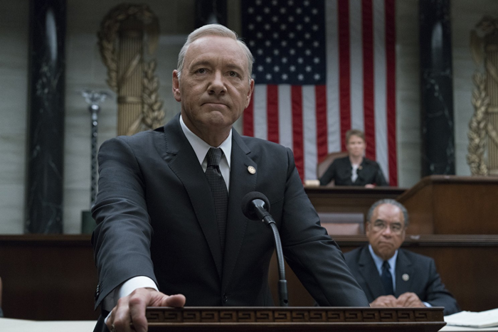 Kevin Spacey posts strange video as new charges emerge