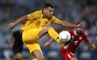 Socceroos Nabbout