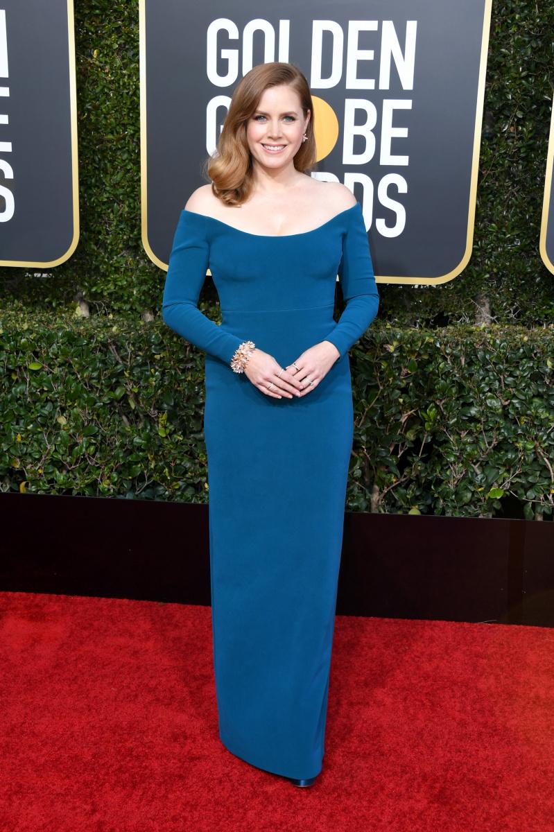 Amy Adams 2019 Golden Globes