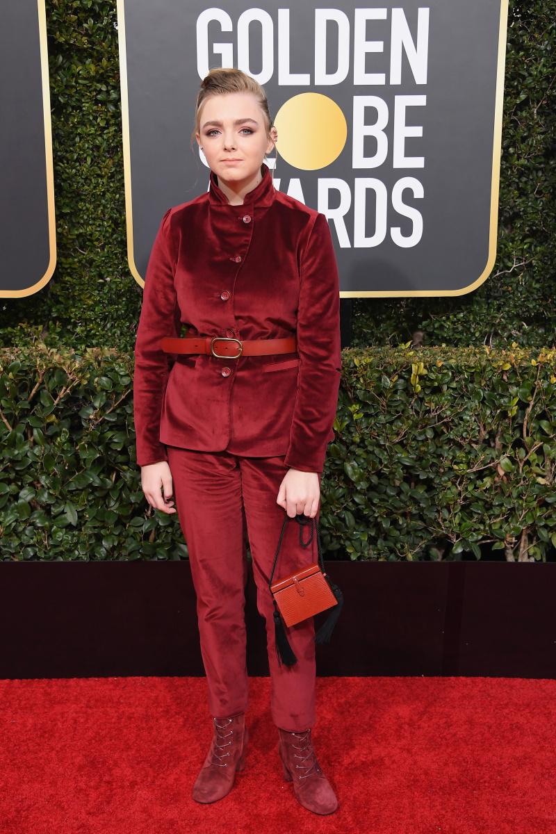 Elsie Fisher 2019 Golden Globes