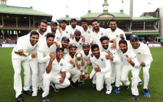 India cricket SCG