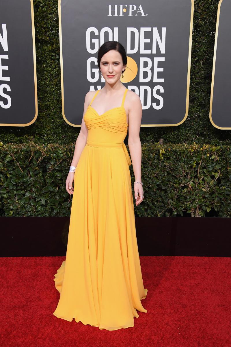 Rachel Brosnahan 2019 Golden Globes