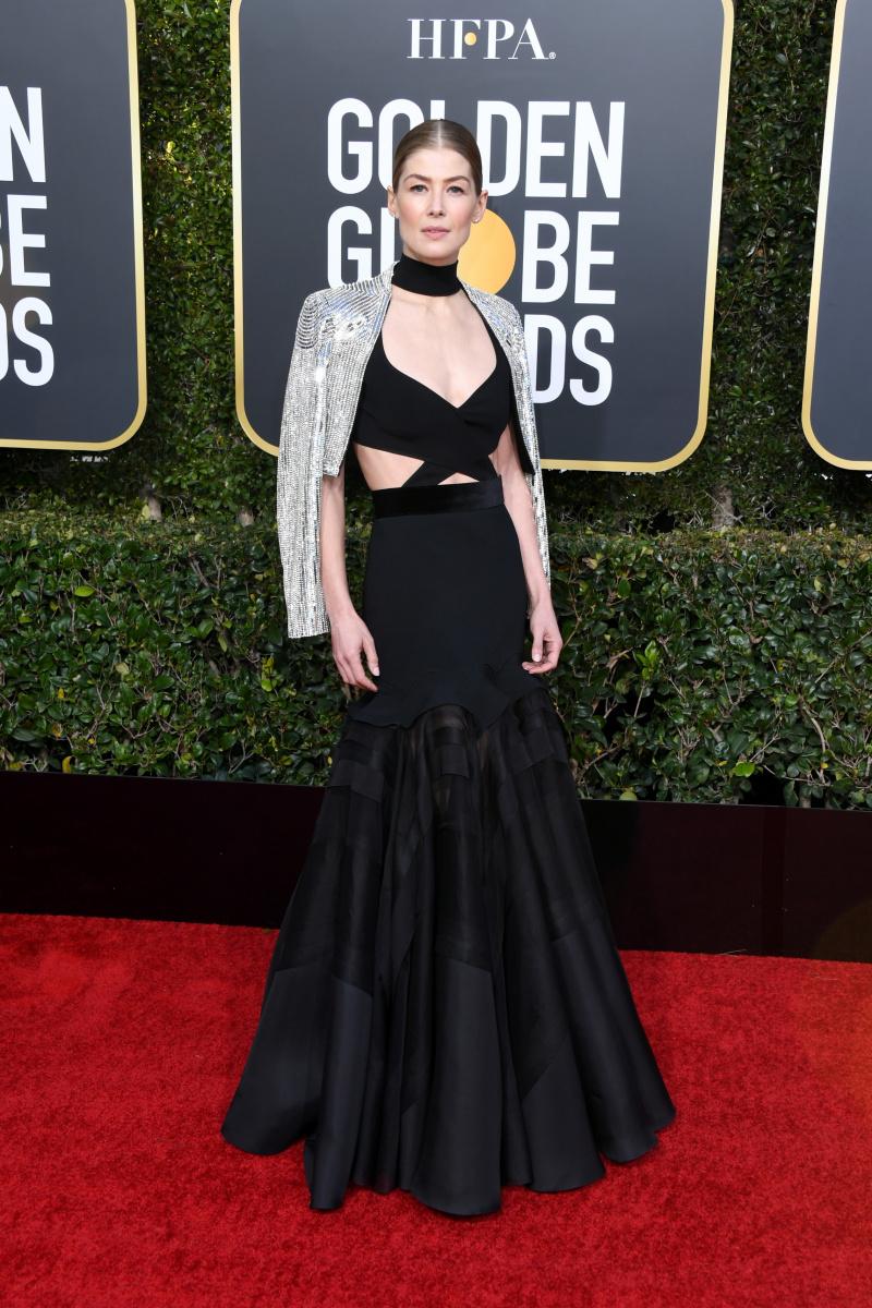 Rosamund Pike 2019 Golden Globes