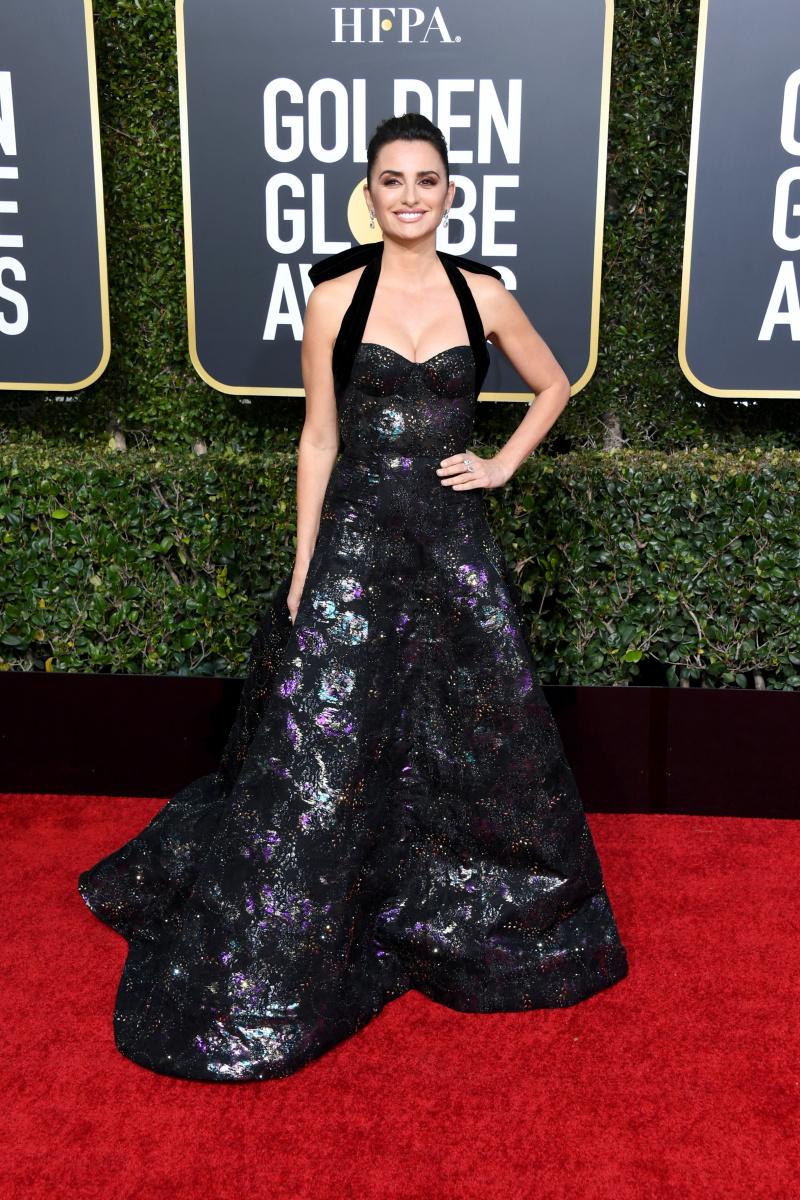 Penelope Cruz 2019 Golden Globes