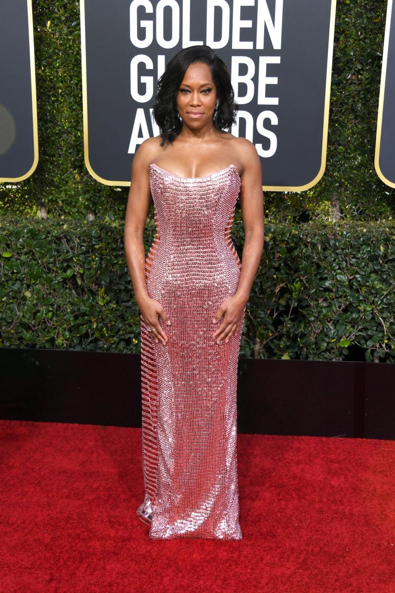 Regina King 2019 Golden Globes