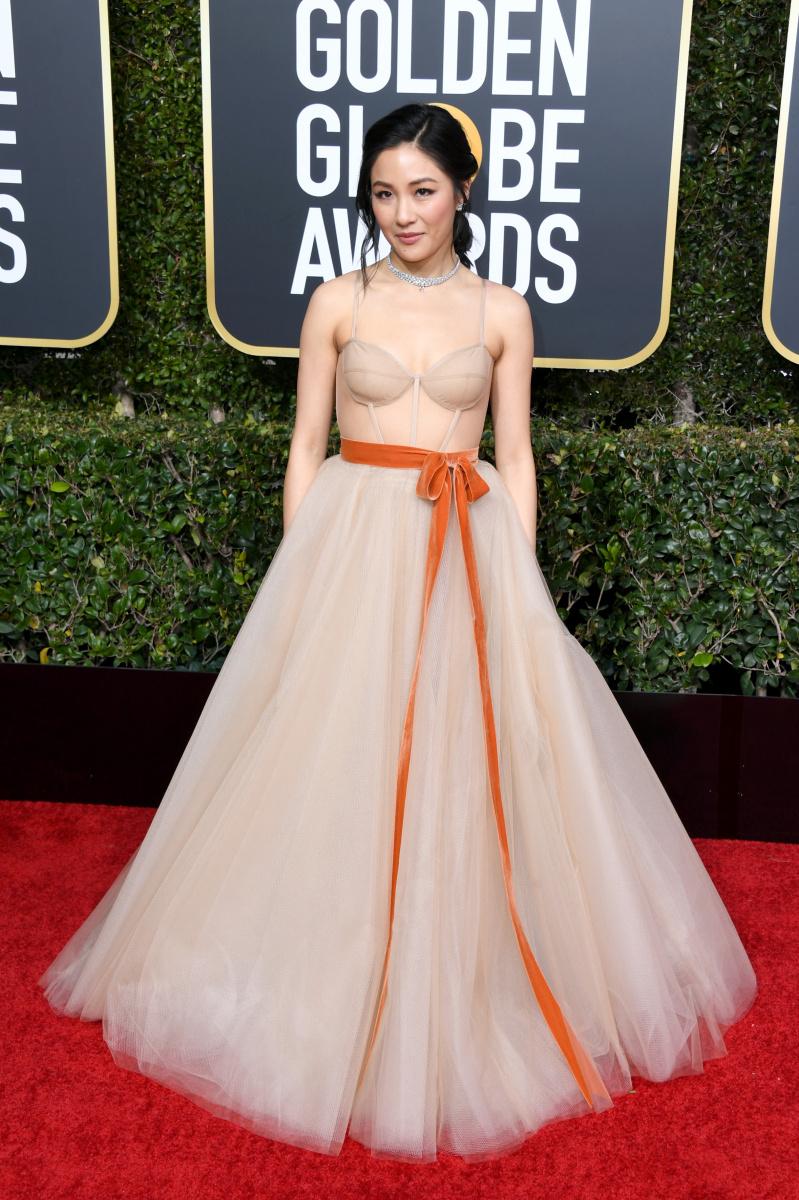 Constance Wu 2019 Golden Globes