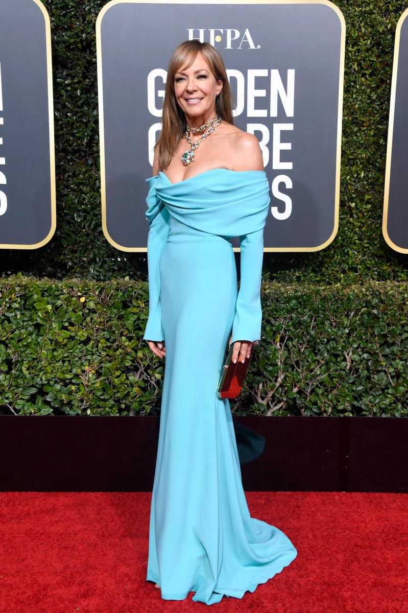 Allison Janney 2019 Golden Globes