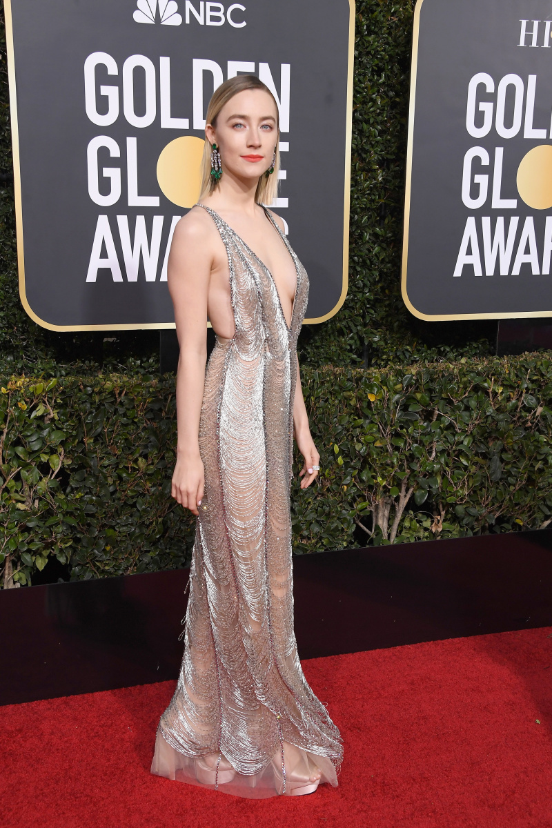 Saoirse Ronan 2019 Golden Globes