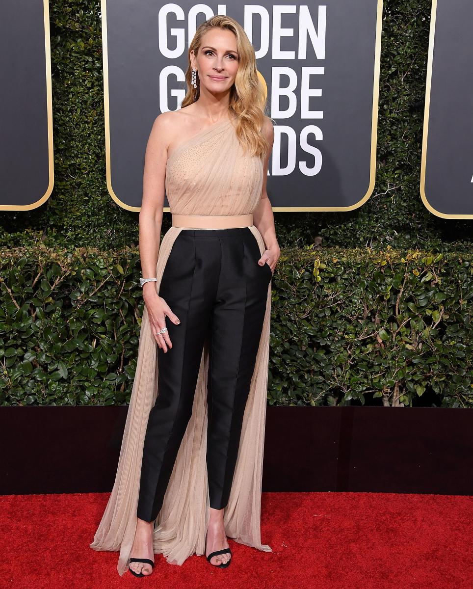 Julia Roberts 2019 Golden Globes