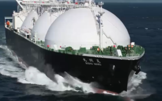 LNG exports have increased