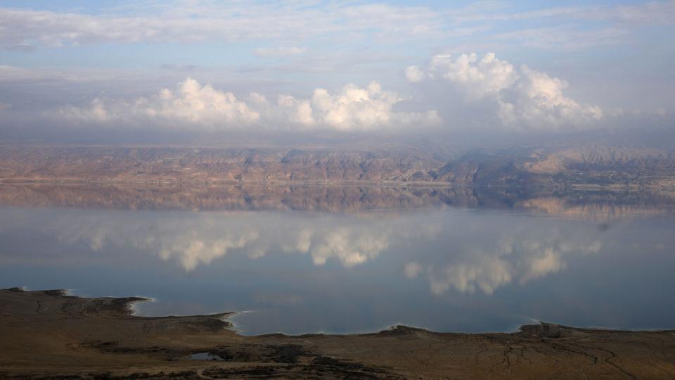 Dead Sea is dying