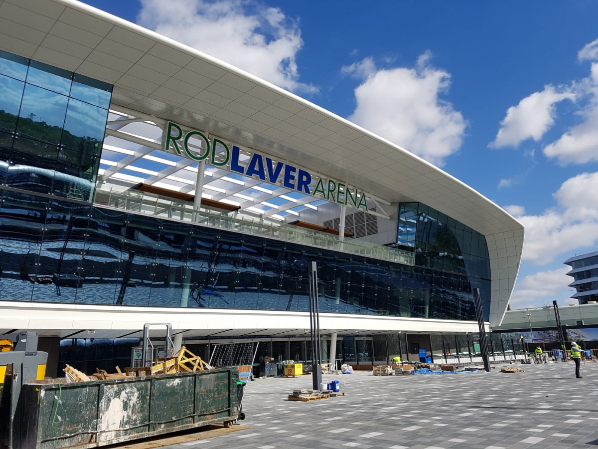 The Big Changes Coming To Rod Laver Arena This Australian Open