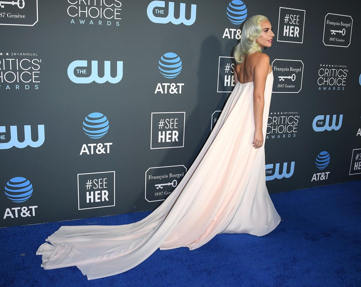 Lady Gaga Critics' Choice 2019