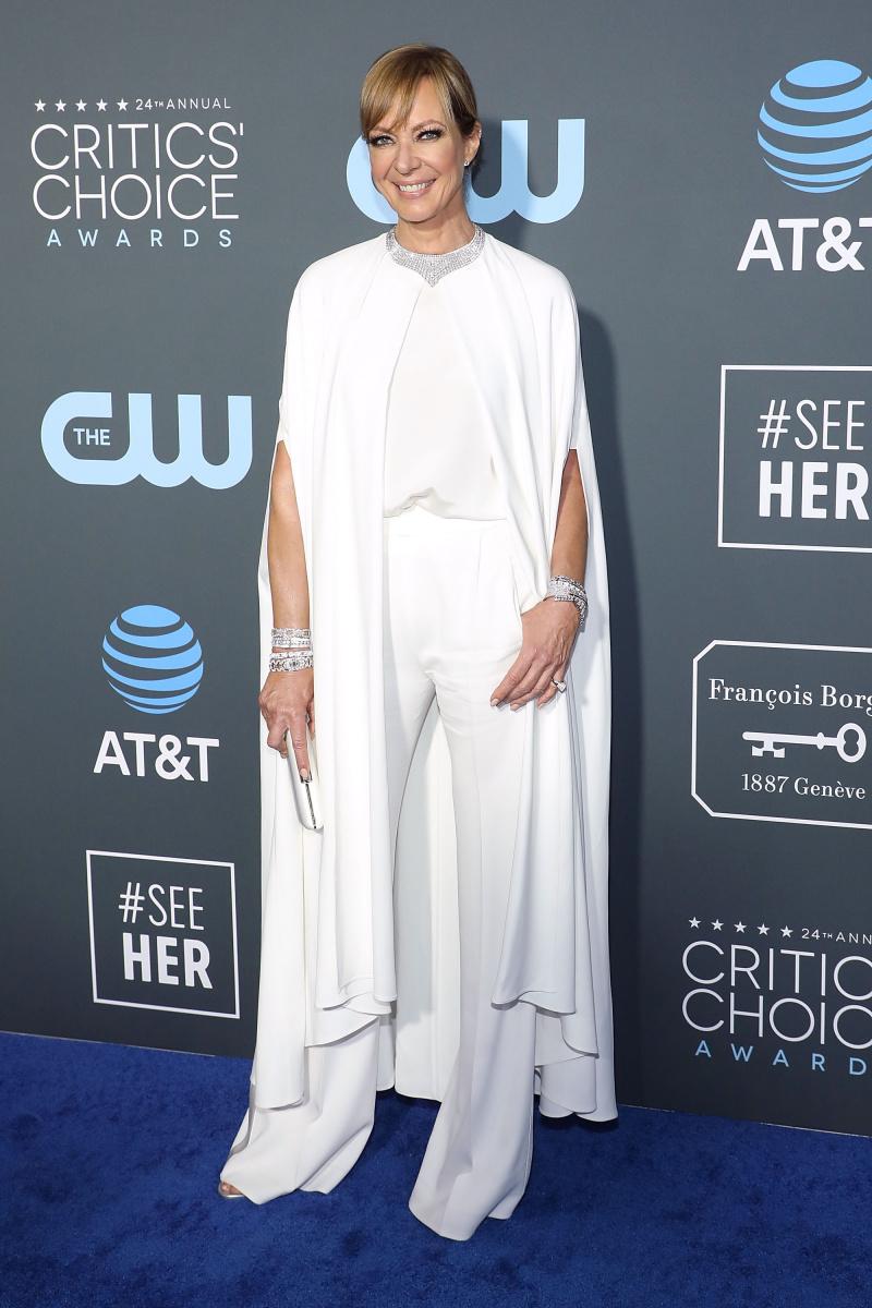Allison Janney Critics Choice 2019