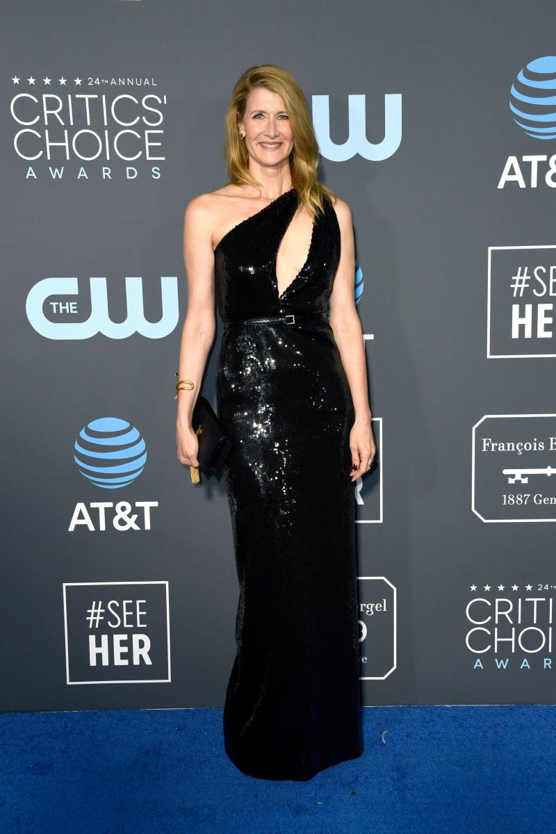 Laura Dern Critics Choice Awards