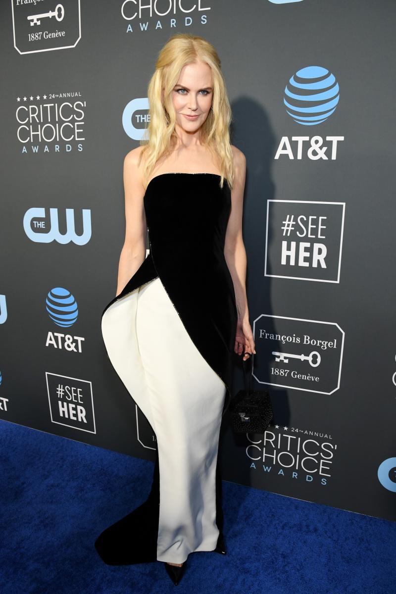 Nicole Kidman Critics Choice 2019