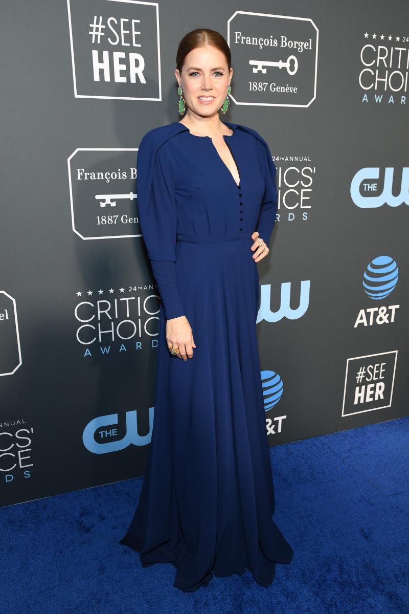Amy Adams Critics Choice 2019