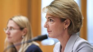 michaelia cash union court
