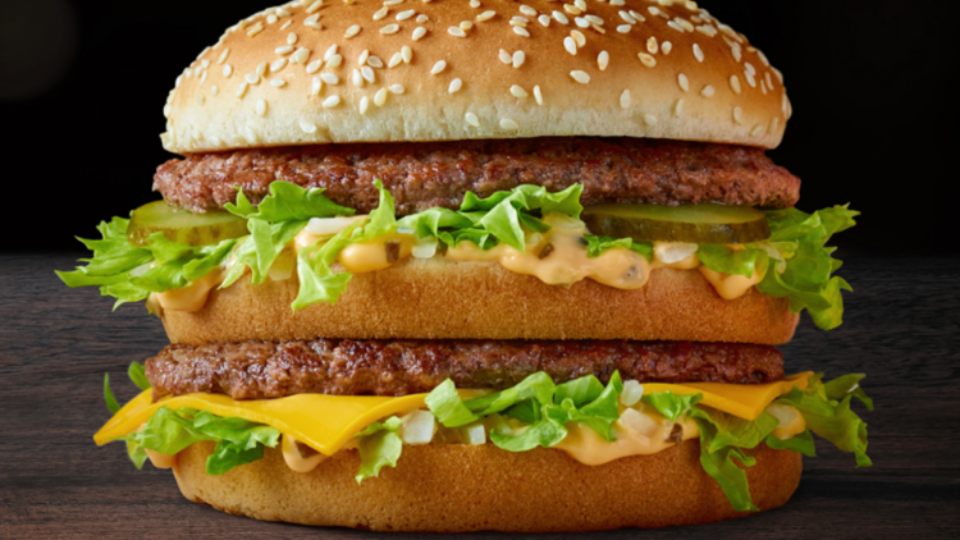 1 big mac - photo #14