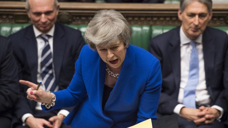 UK no-confidence vote