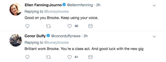 Brooke Boney tweet