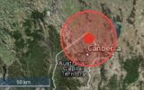 earthquake-canberra