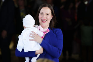 kelly-odwyer-holding-baby