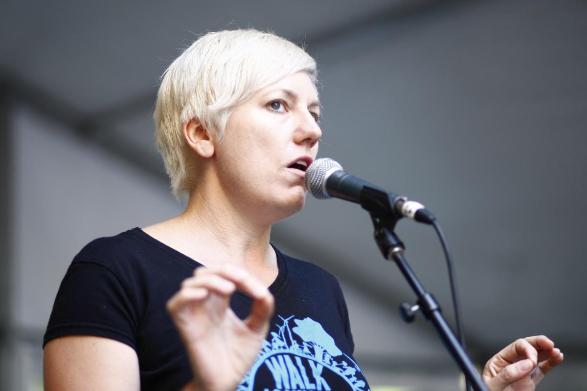 Cate Faehrmann