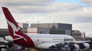 Qantas domestic flyers will be able to take on board bags weighing up to 10kg.