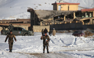 taliban attack maidan