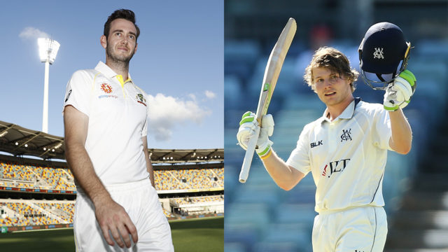These are the two young Australian batsmen to watch