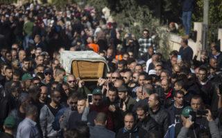 Aiia Maarsawe funeral